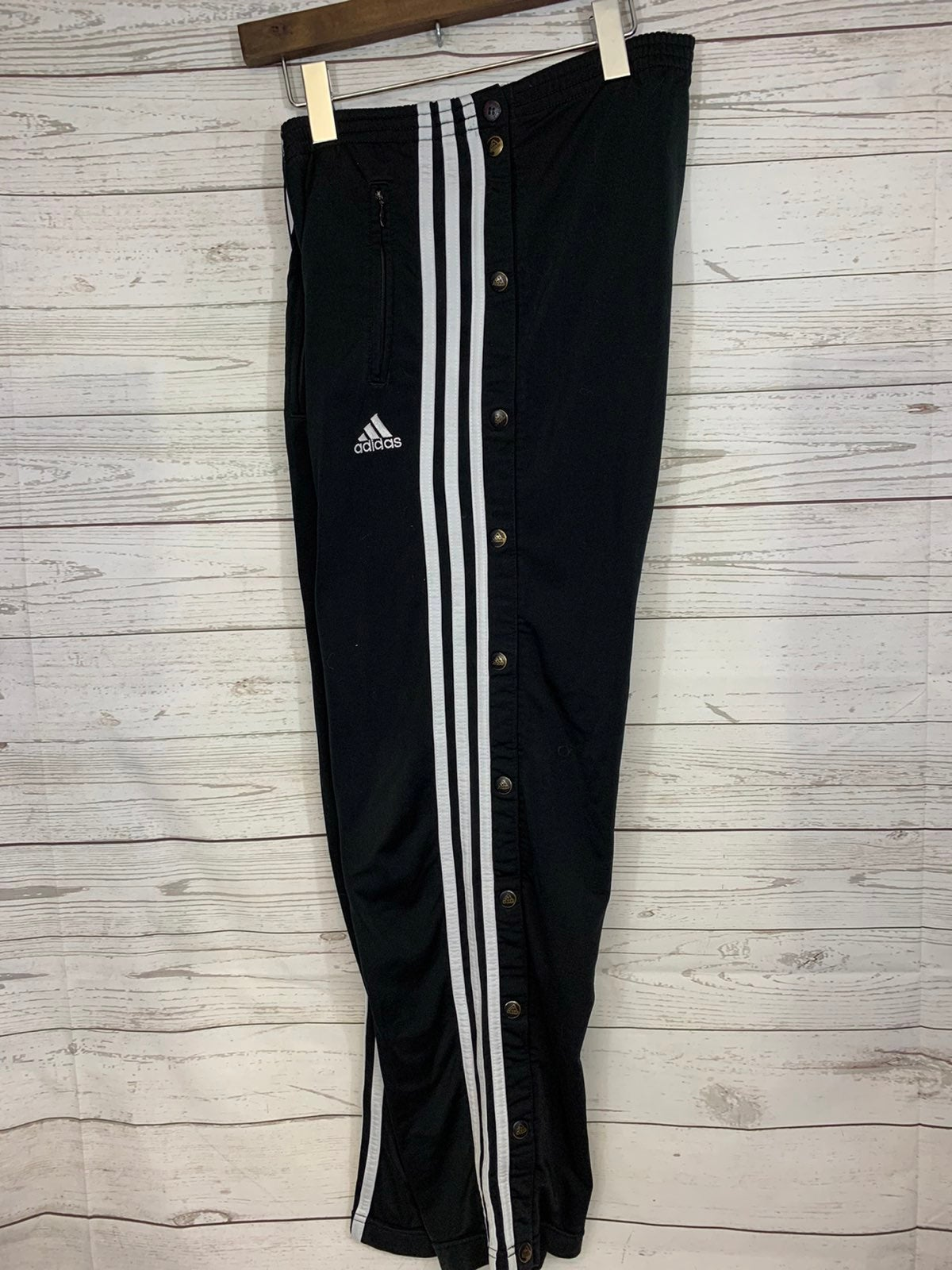 Adidas snap off pants