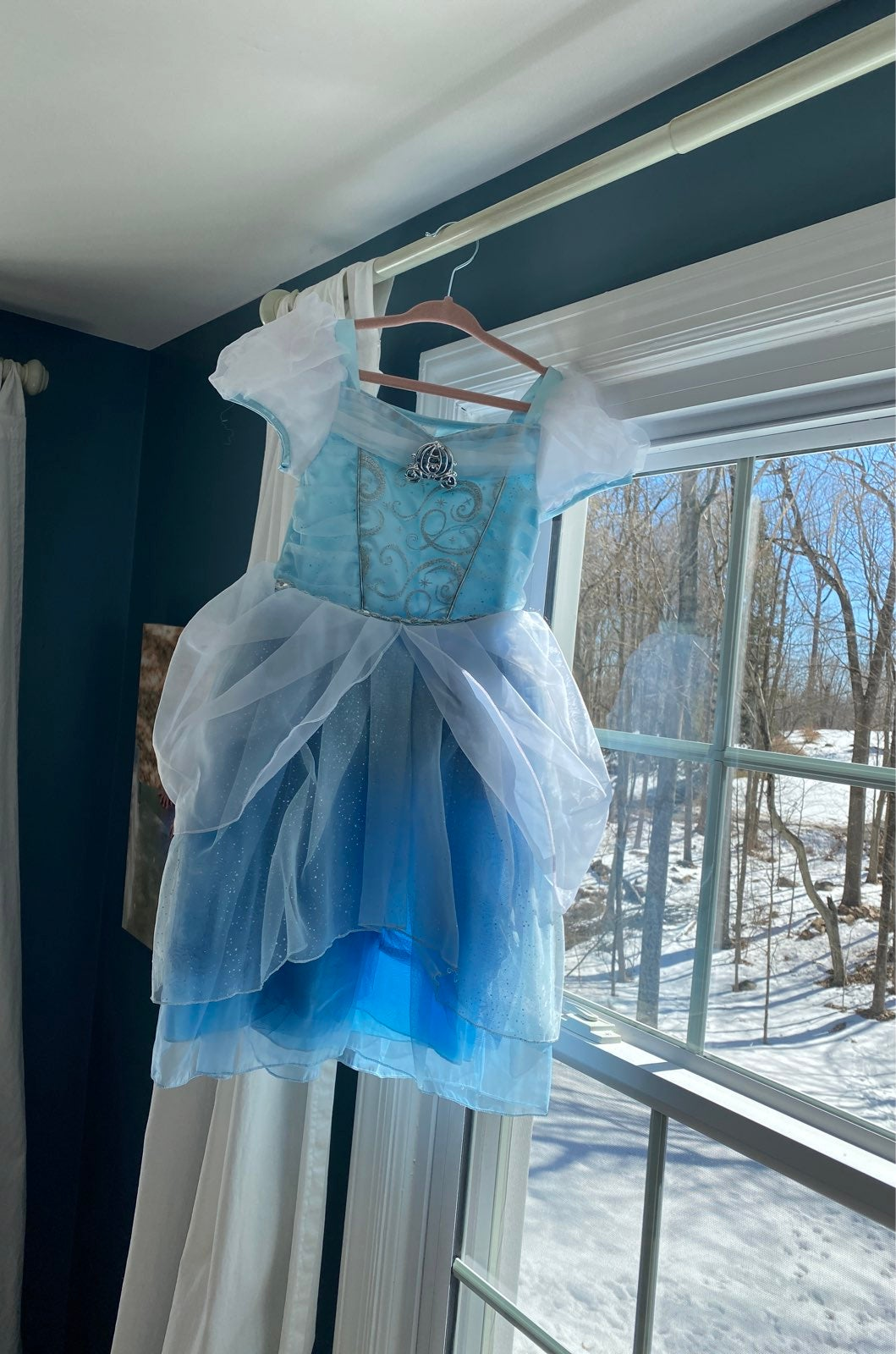 Disney cinderella dress size 4