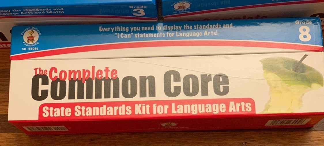 State Standards Kit for Language Arts