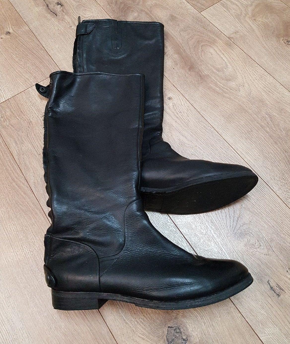 Belle Sigerson Morrison boots 7.5