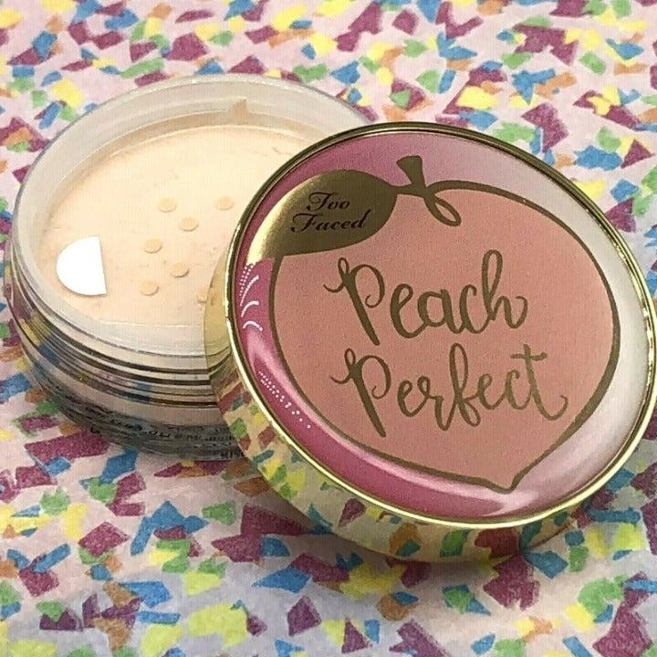 TOO FACED Peach Perfect Setting Powder