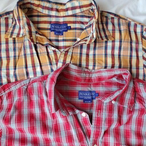 2 Pendleton Truman Shirts