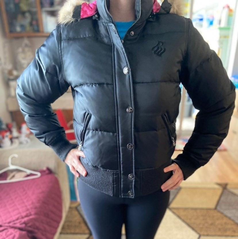 Rocawear puffer jacket