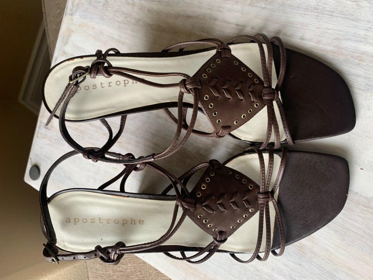 Dressy sandels