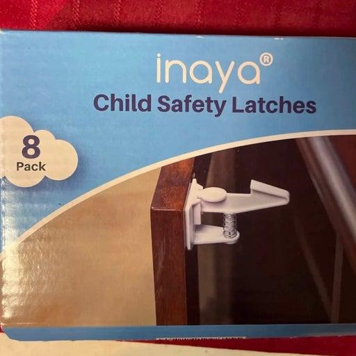 Child saftey latches