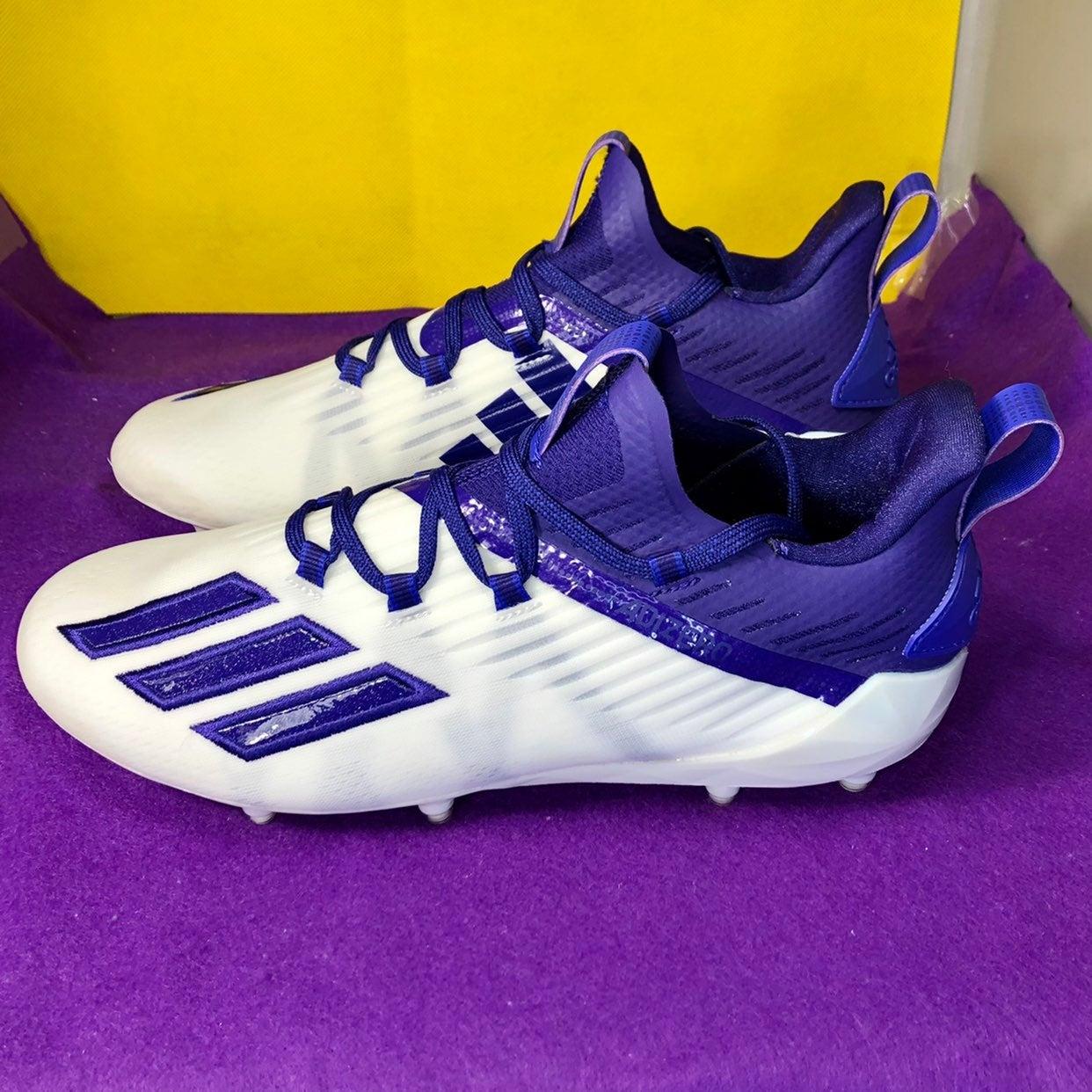 Adidas Men's Adizero Football Cleats 8.5