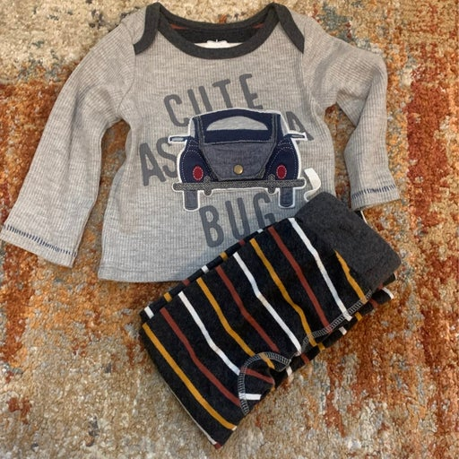 Mud Pie Cute as a Bug Outfit