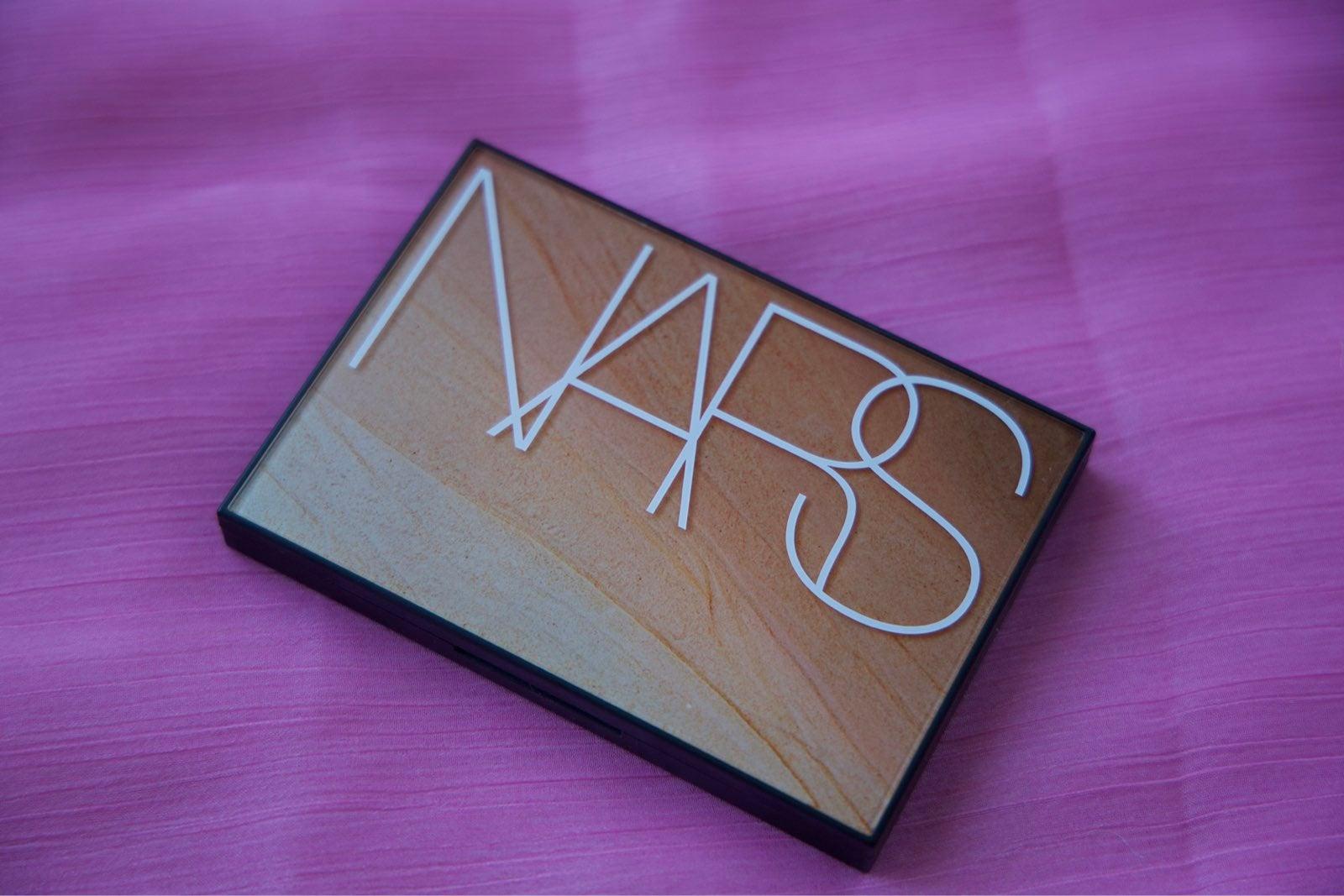 NARS summer lights face and eyes palette