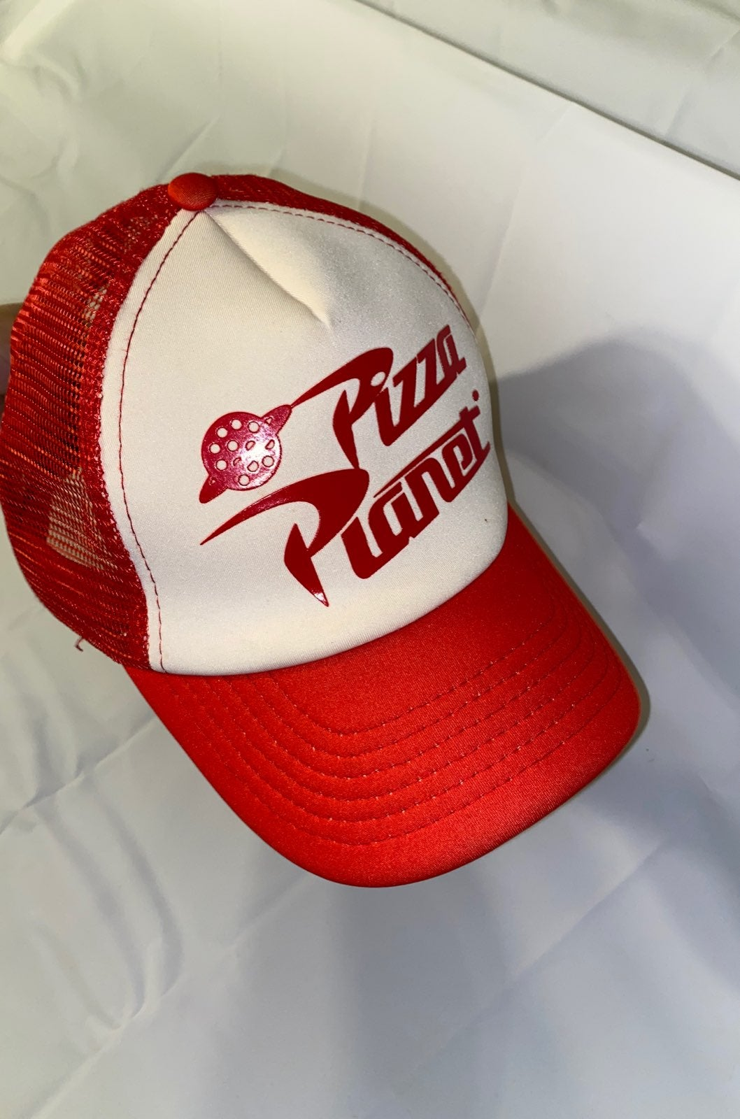 Toy Story Pizza Planet Hat