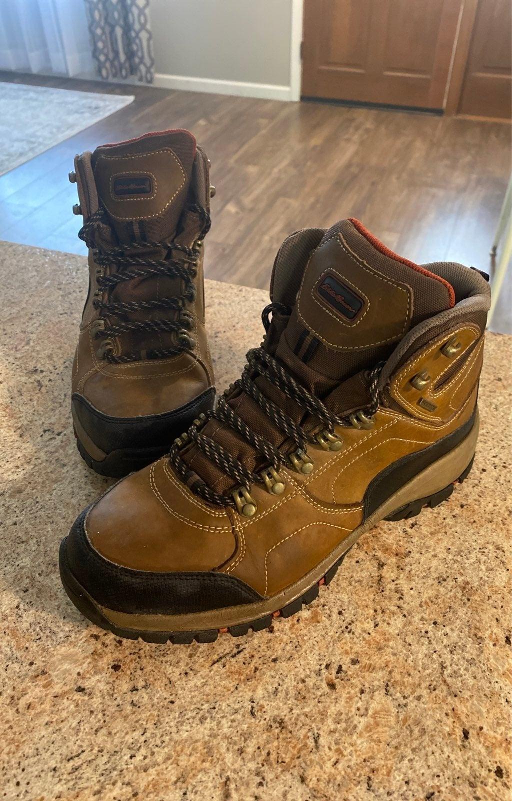 eddie bauer waterproof boots for men