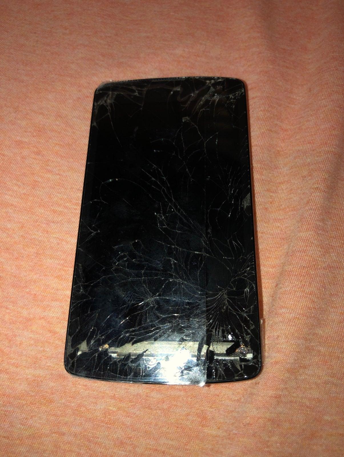 LG Smartphone (parts)