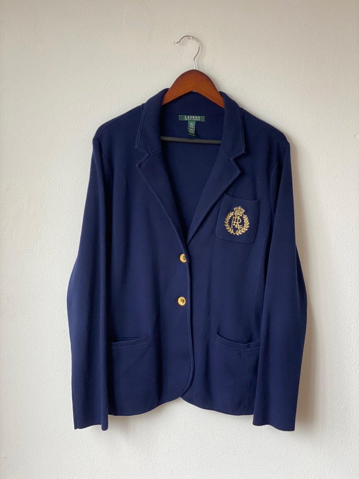 Vintage Ralph Lauren Cardigan Sz XL