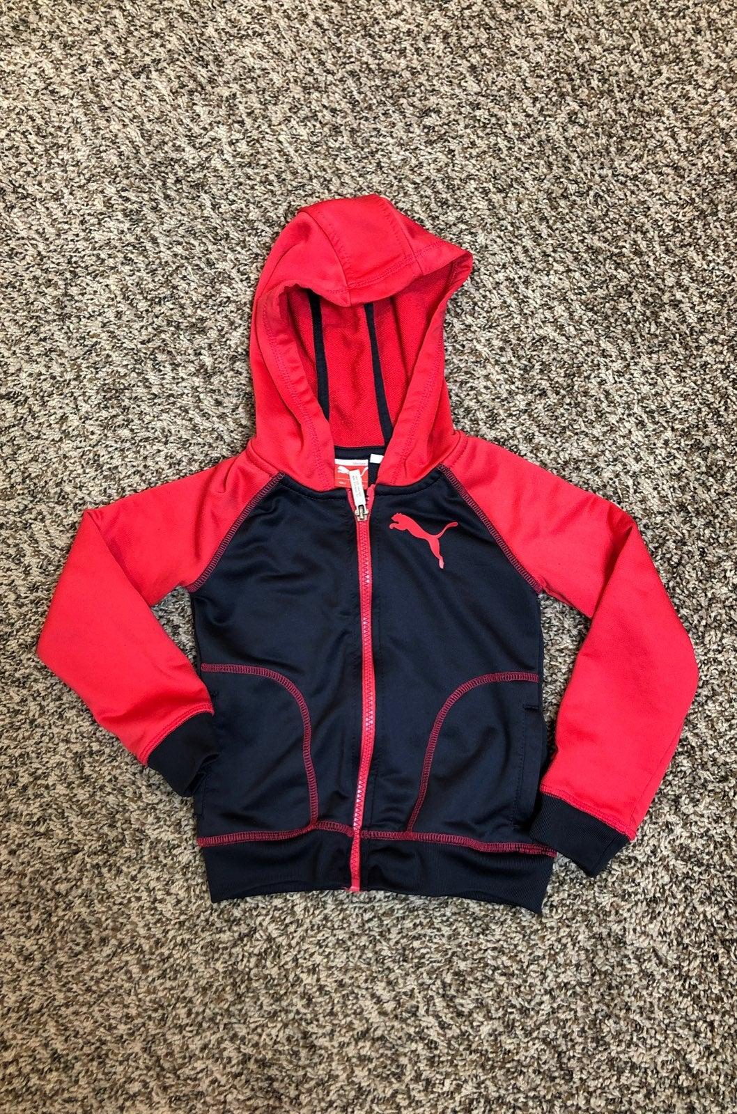 Girls Puma Jacket