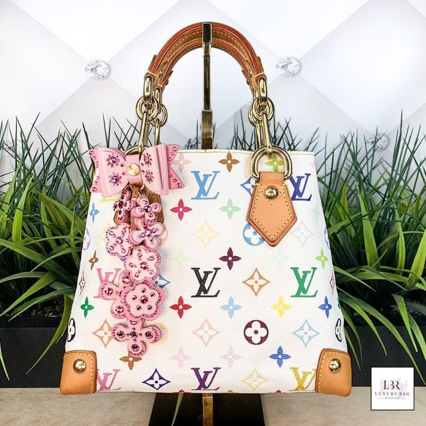 Louis Vuitton Audra White Multicolor