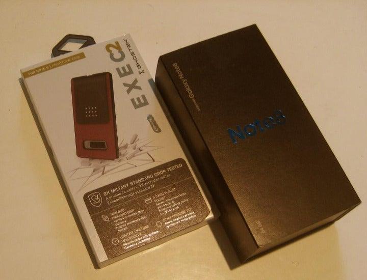 64gb AT&T Samsung Note 8 SM-N950U Bundle