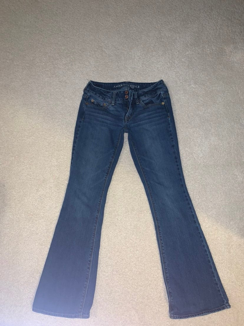 00 american eagle jeans