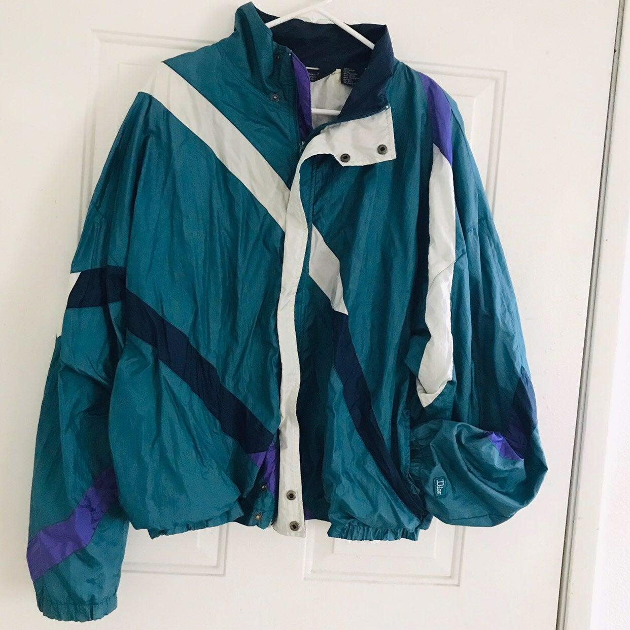 Christian Dior windbreaker jacket