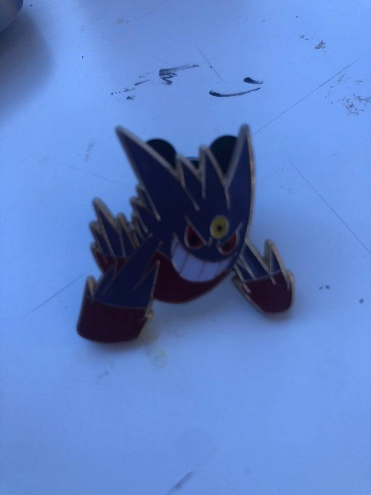 Mega Gengar pin