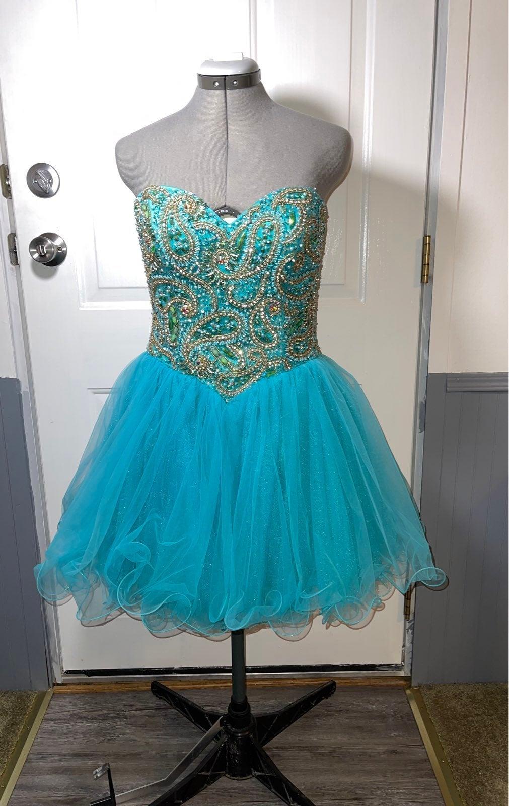 Sherri Hill Prom Dress/ Prom Gown/ Forma