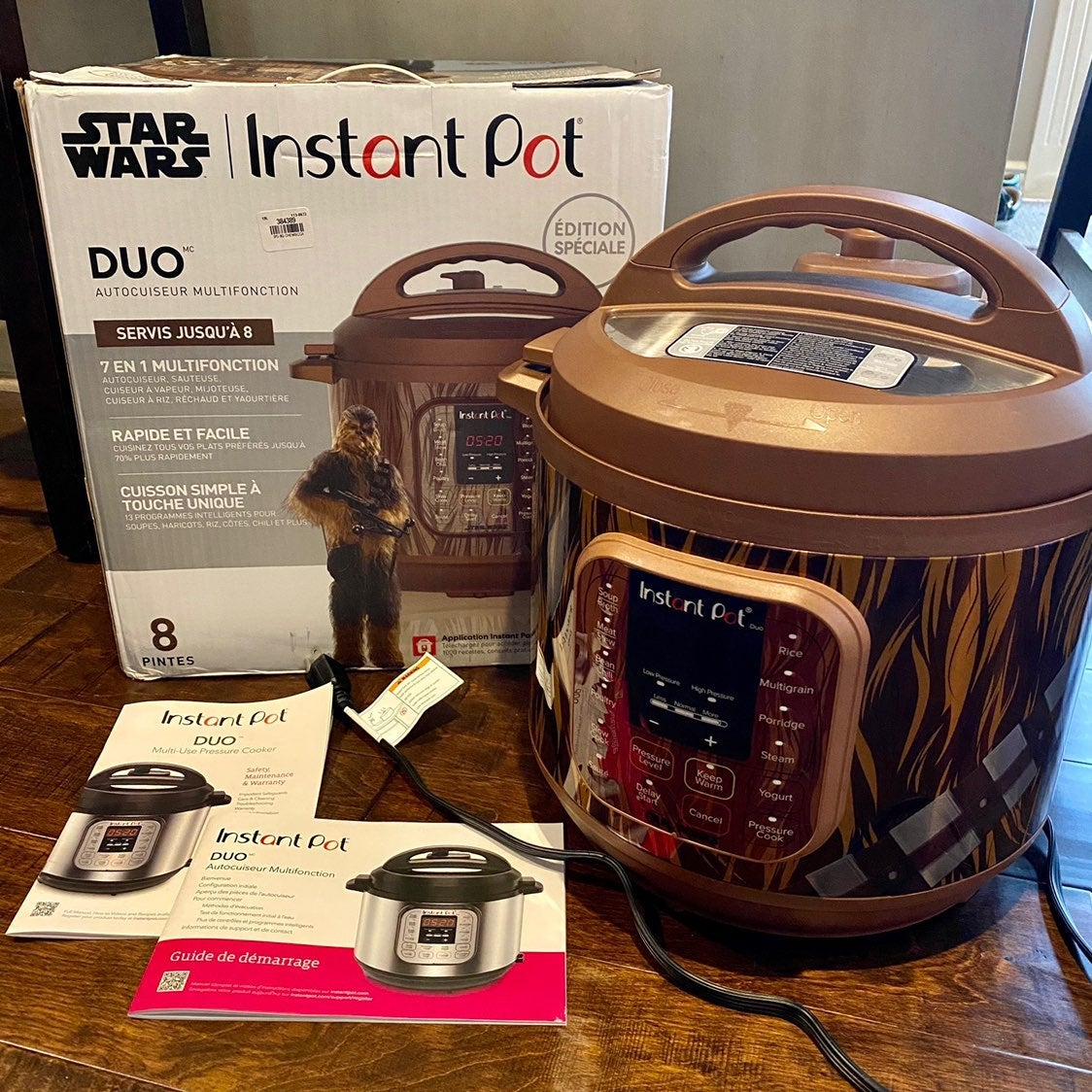 Special Edition Instant Pot Star Wars!