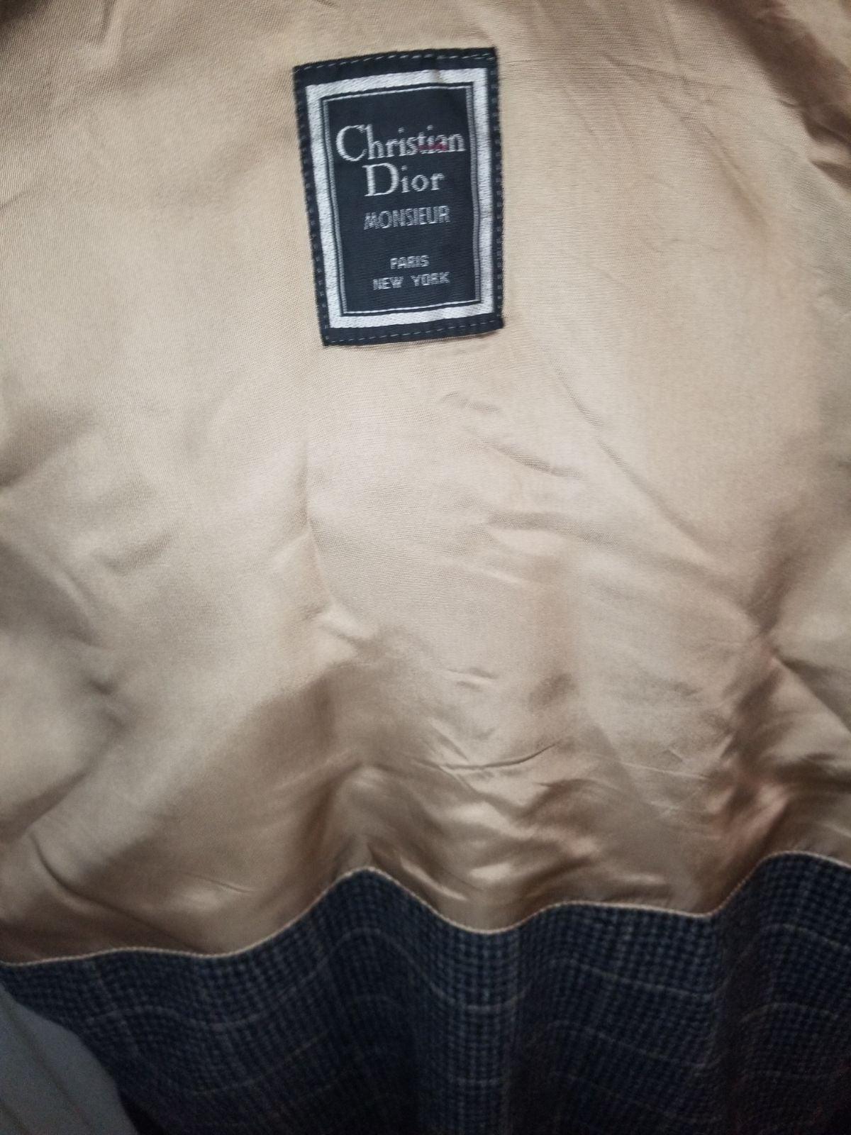 **AUTHENTIC** Vintage Christian Dior Men