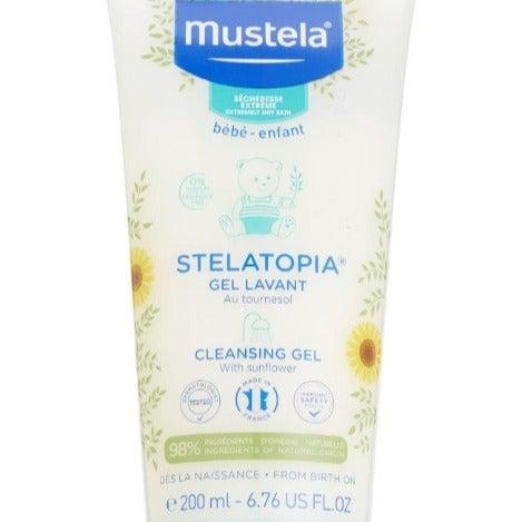 Mustela Stelatopia Cleansing Shower Gel