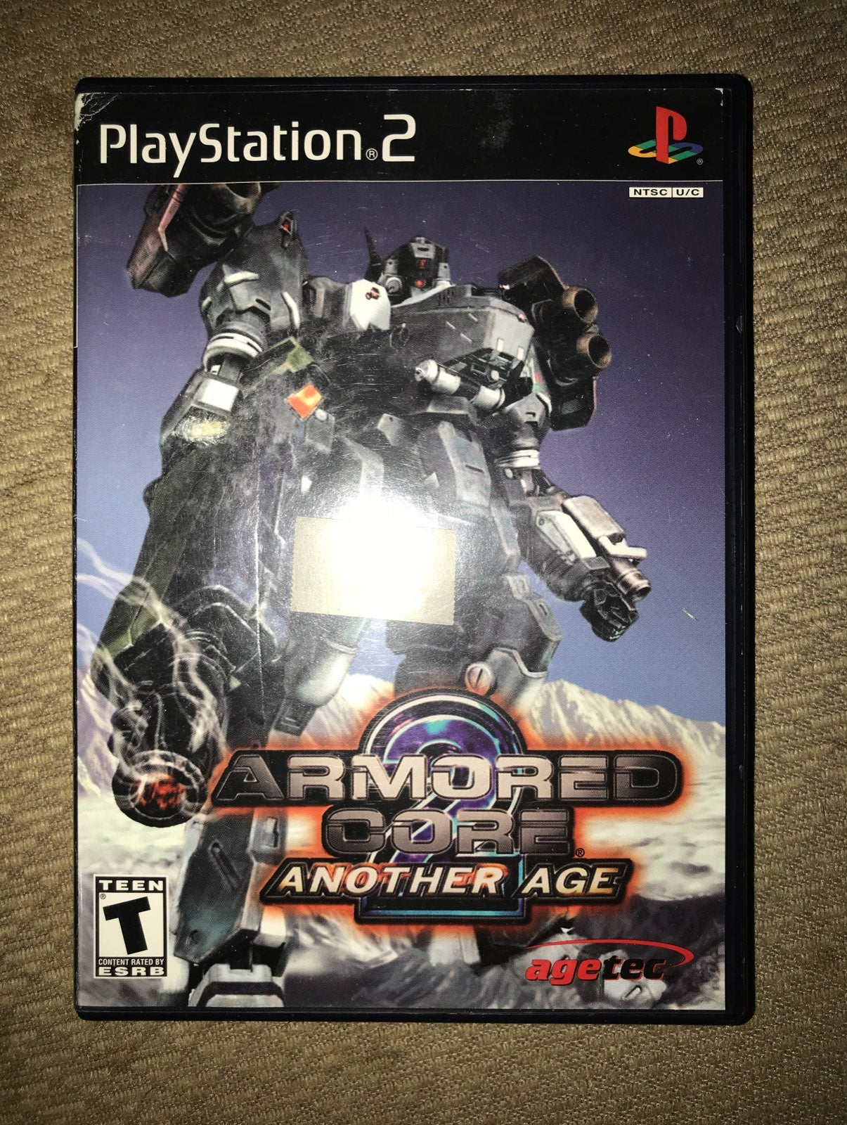 Armored Core Another Age PS2