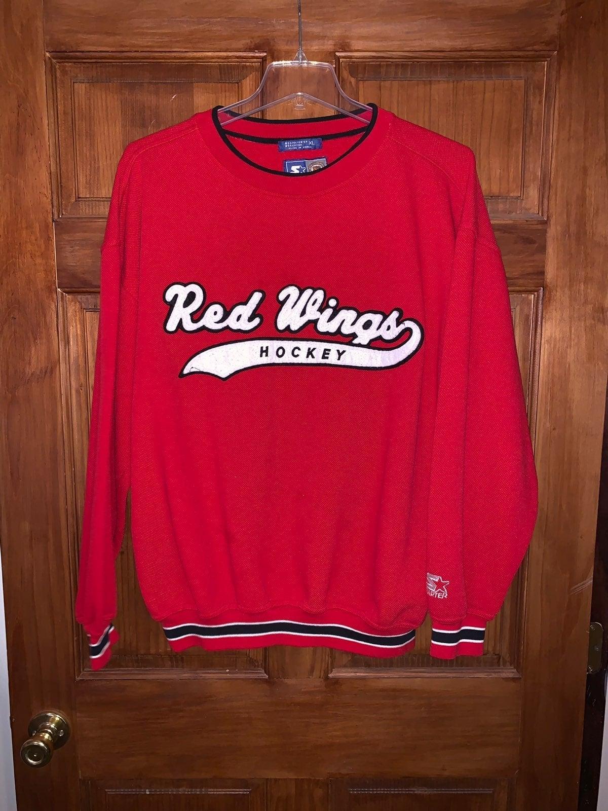 Vintage Detroit Red Wings Sweater