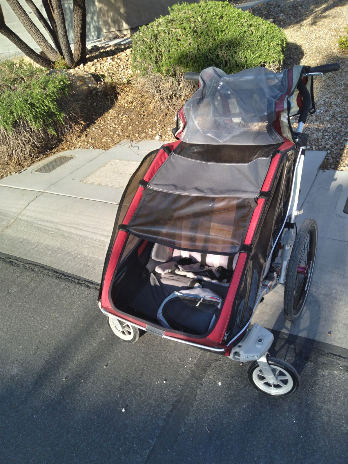 Thule Chariot CX 2 Stroller trailer