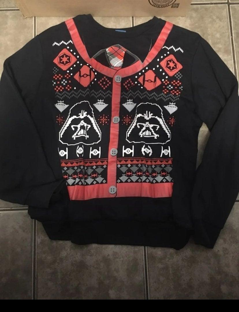 Christmas Sweater Star Wars Darth Vader