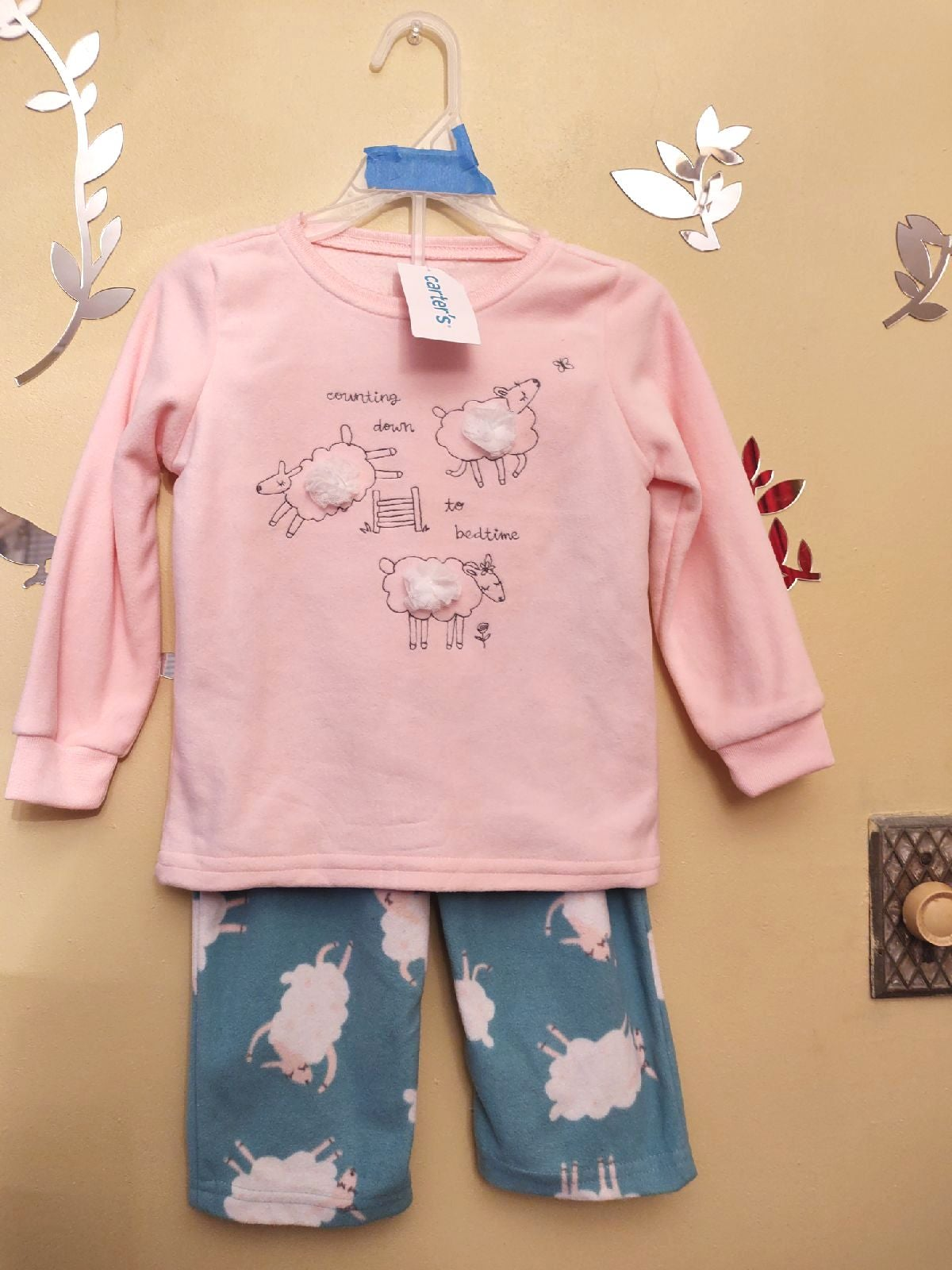 Pajamas toddler girl 2t