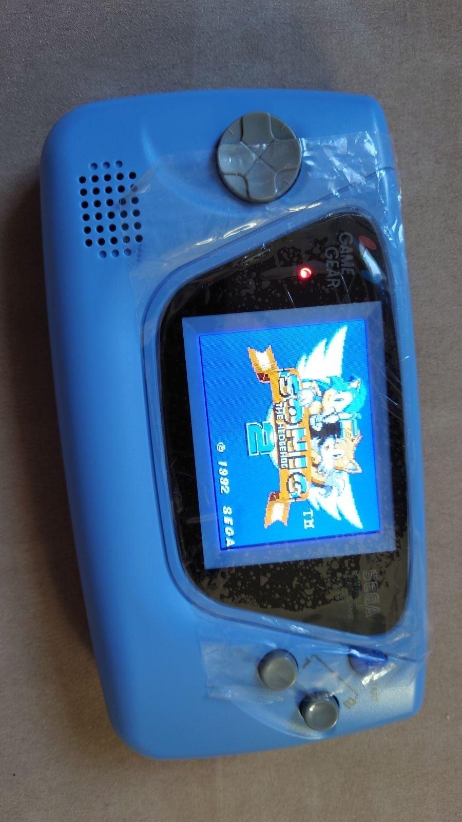 Mcwill Sega Game Gear