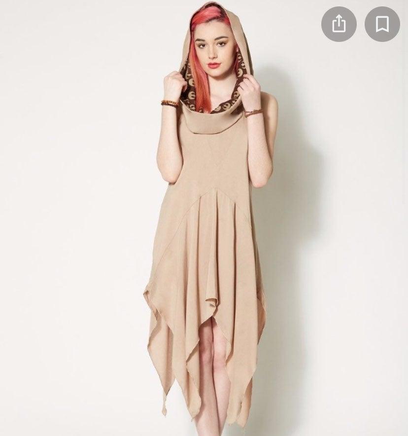 Ray starwars cowl dress Sz XL
