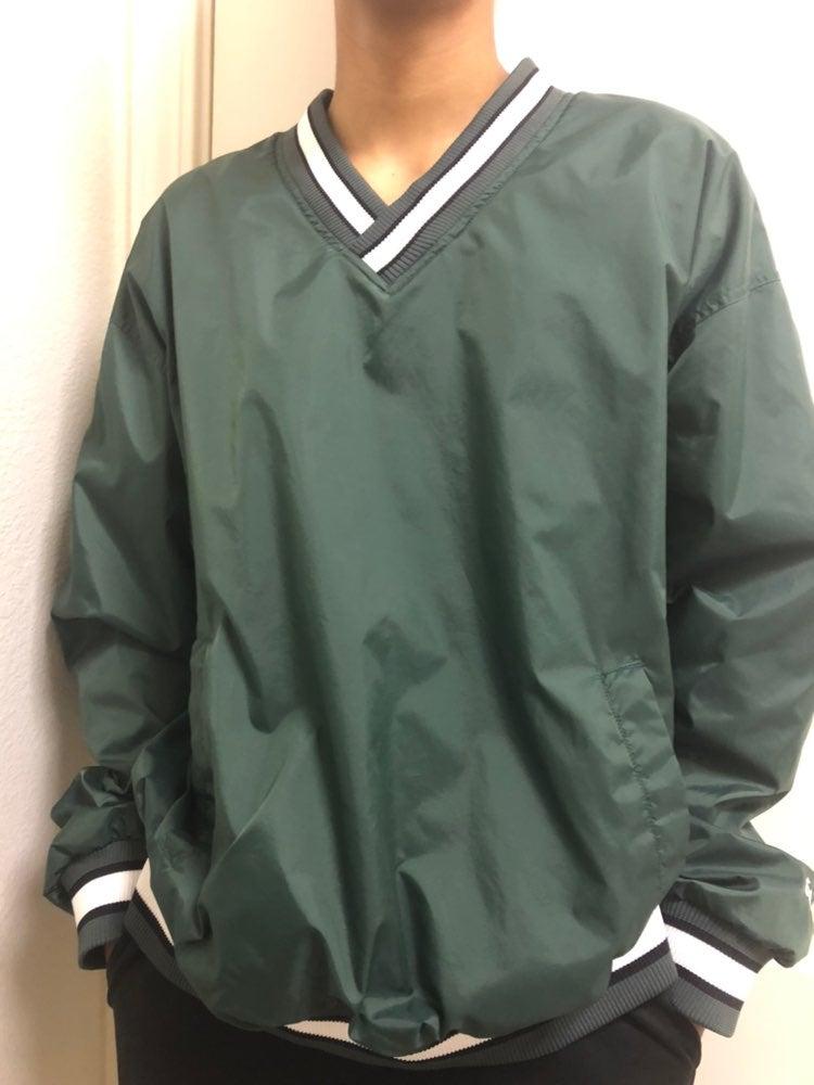 Eastbay Vintage V-Neck Jacket