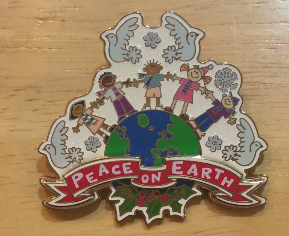Peace on Earth Small World Holiday 2018
