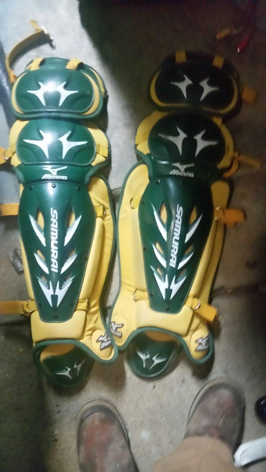 Mizuno Catchers Knee Pads