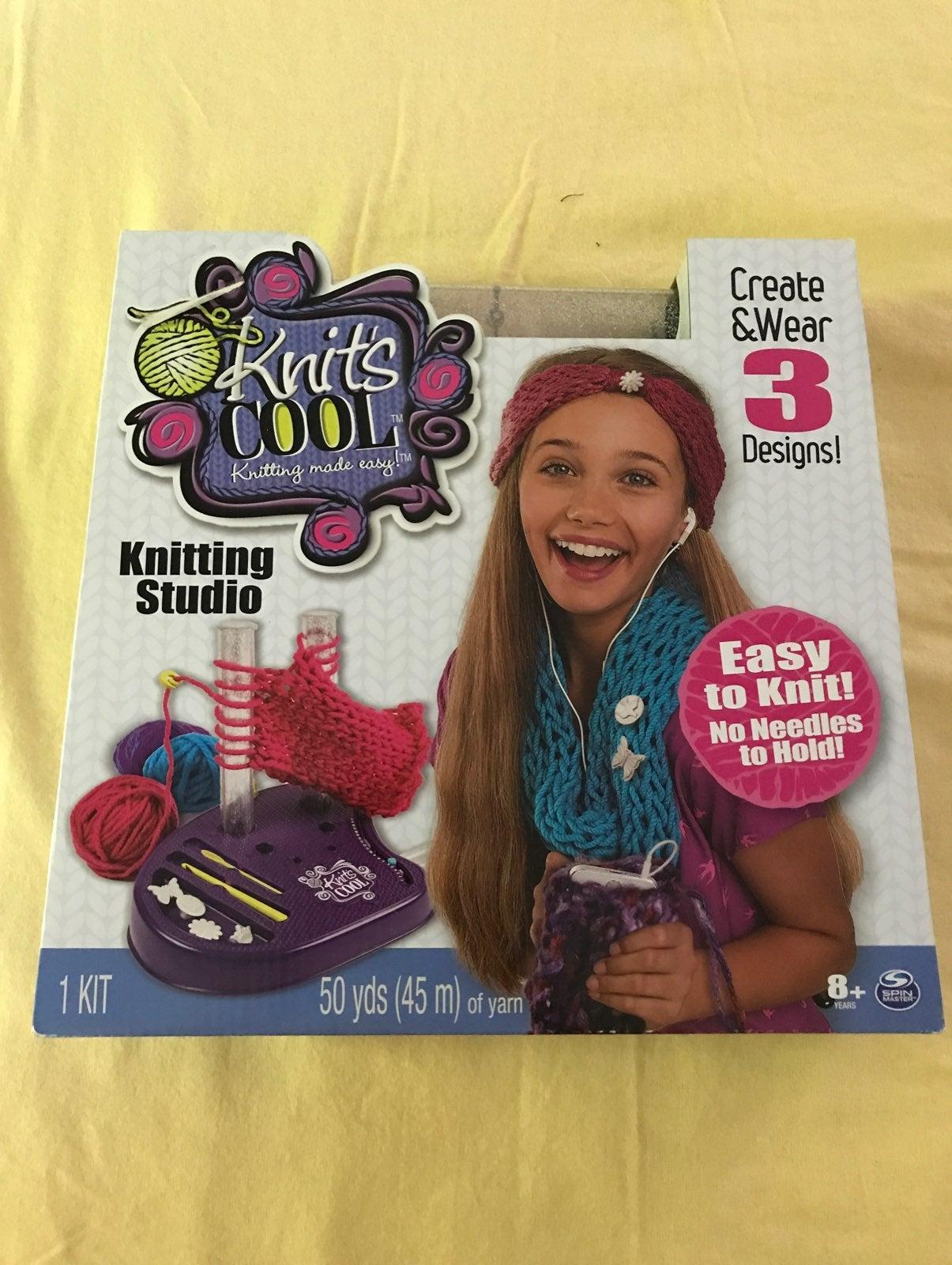 Knit's Cool Knitting Studio