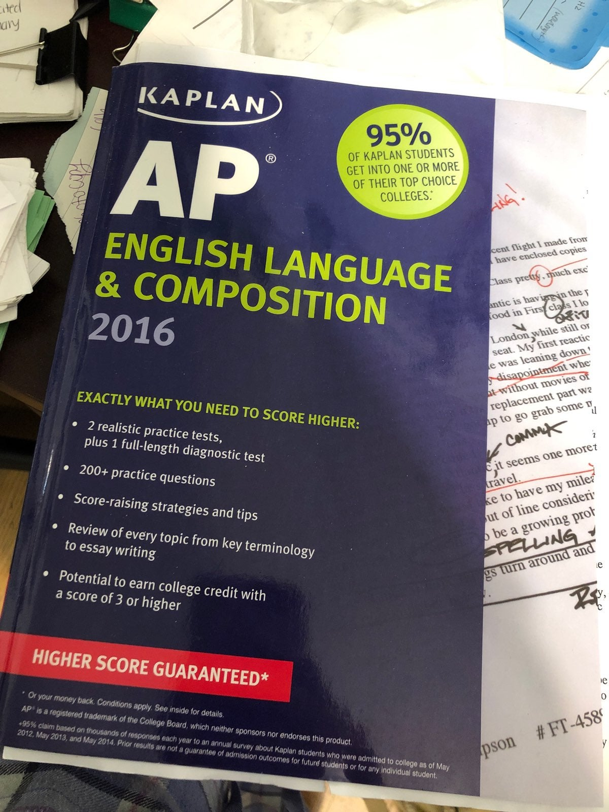 AP English Language & Composition