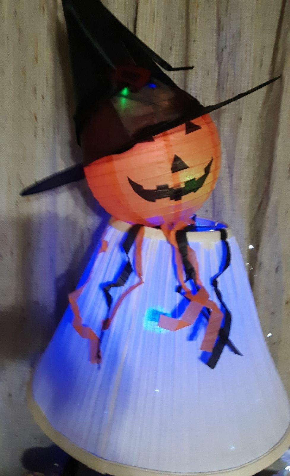 3--vintage halloween decorations