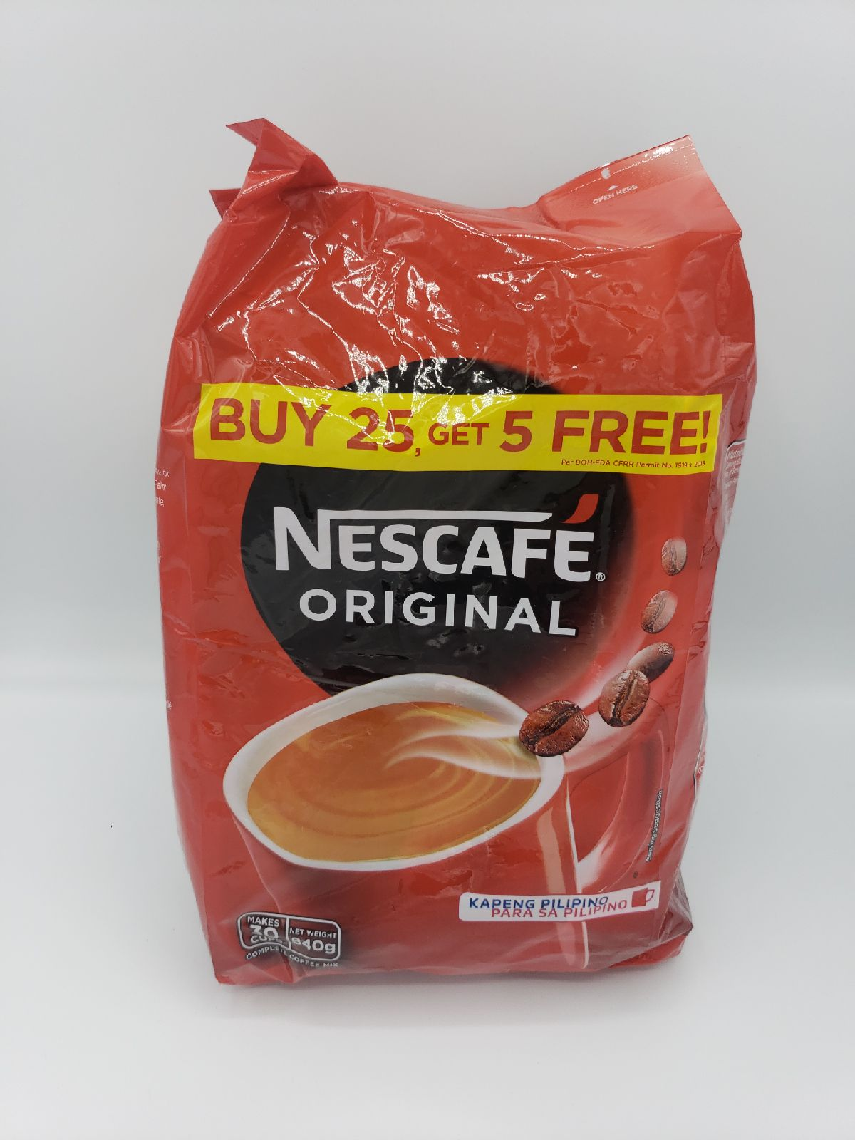 NESCAFE 3 IN 1 COFFEE FROM THE PHILIPPIN