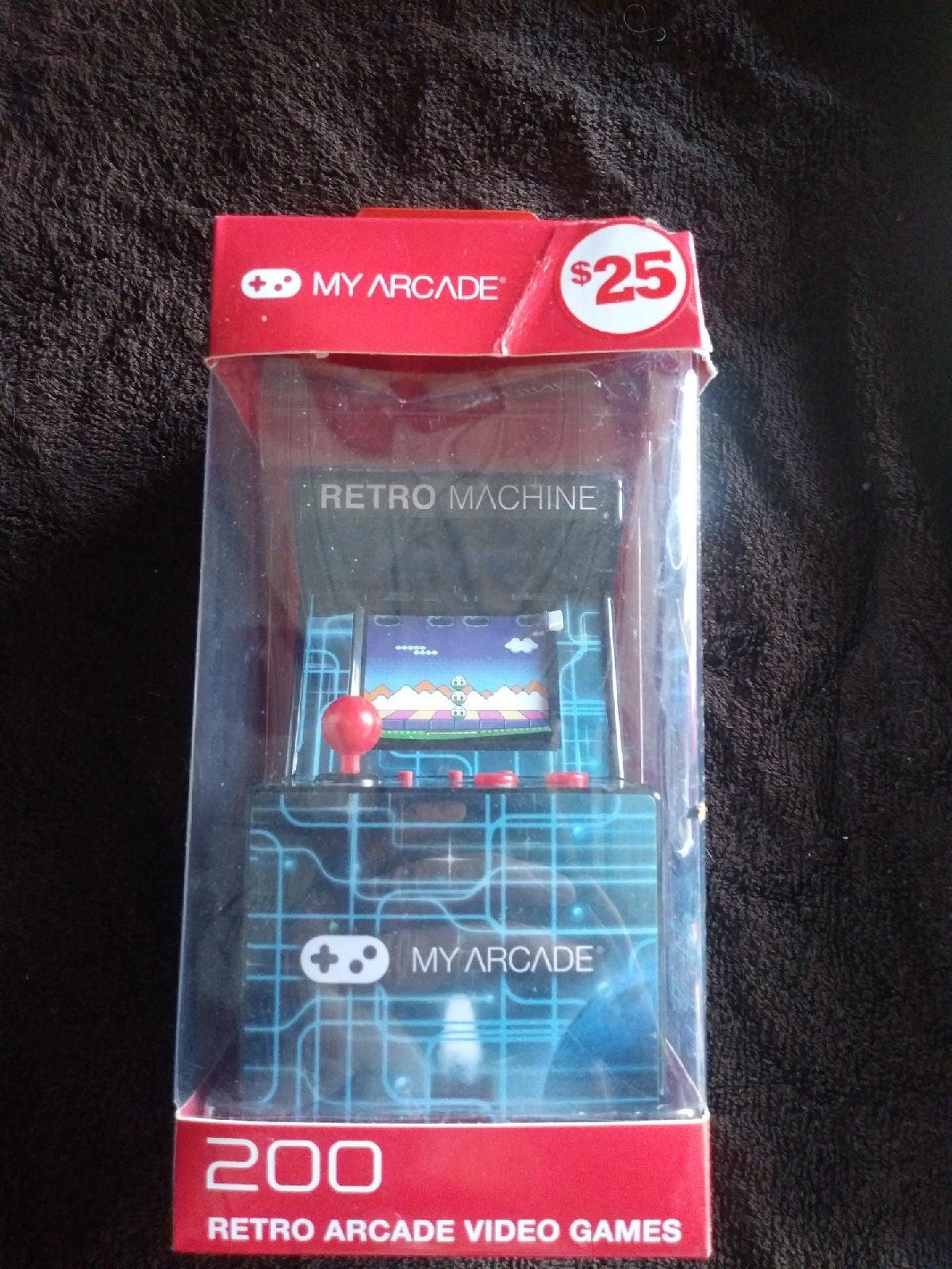 My Arcade Retro Video Games New