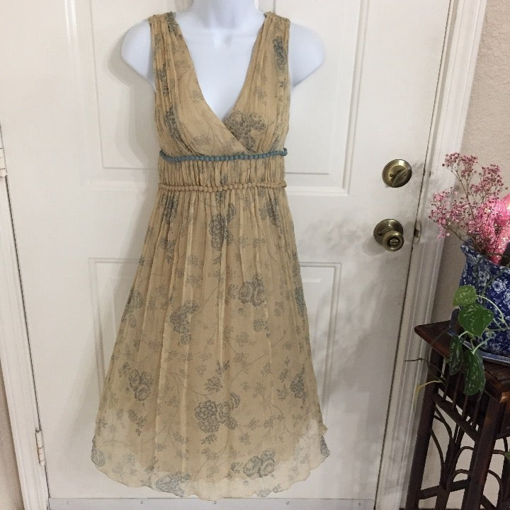 Max Studio Special Edition Silk Dress