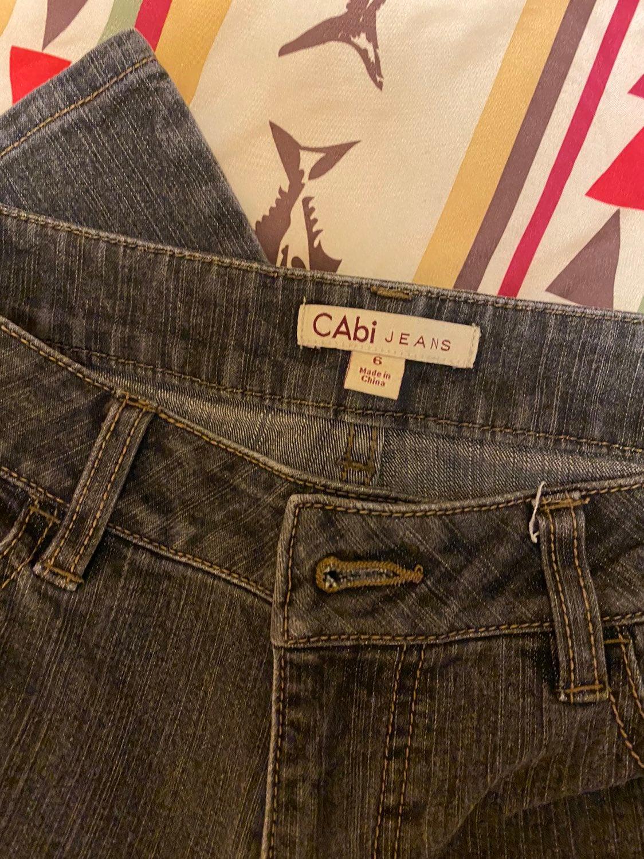 Cabi Wide Legs Jeans