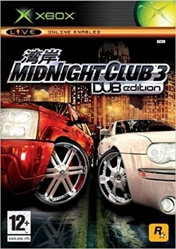 Xbox Midnight Club 3: DUB Edition game