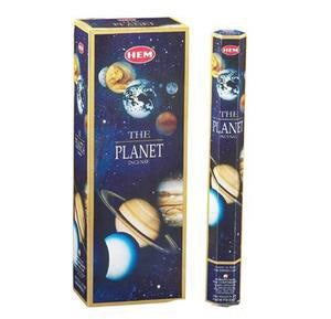 The Planet Incense Sticks Natural Scent