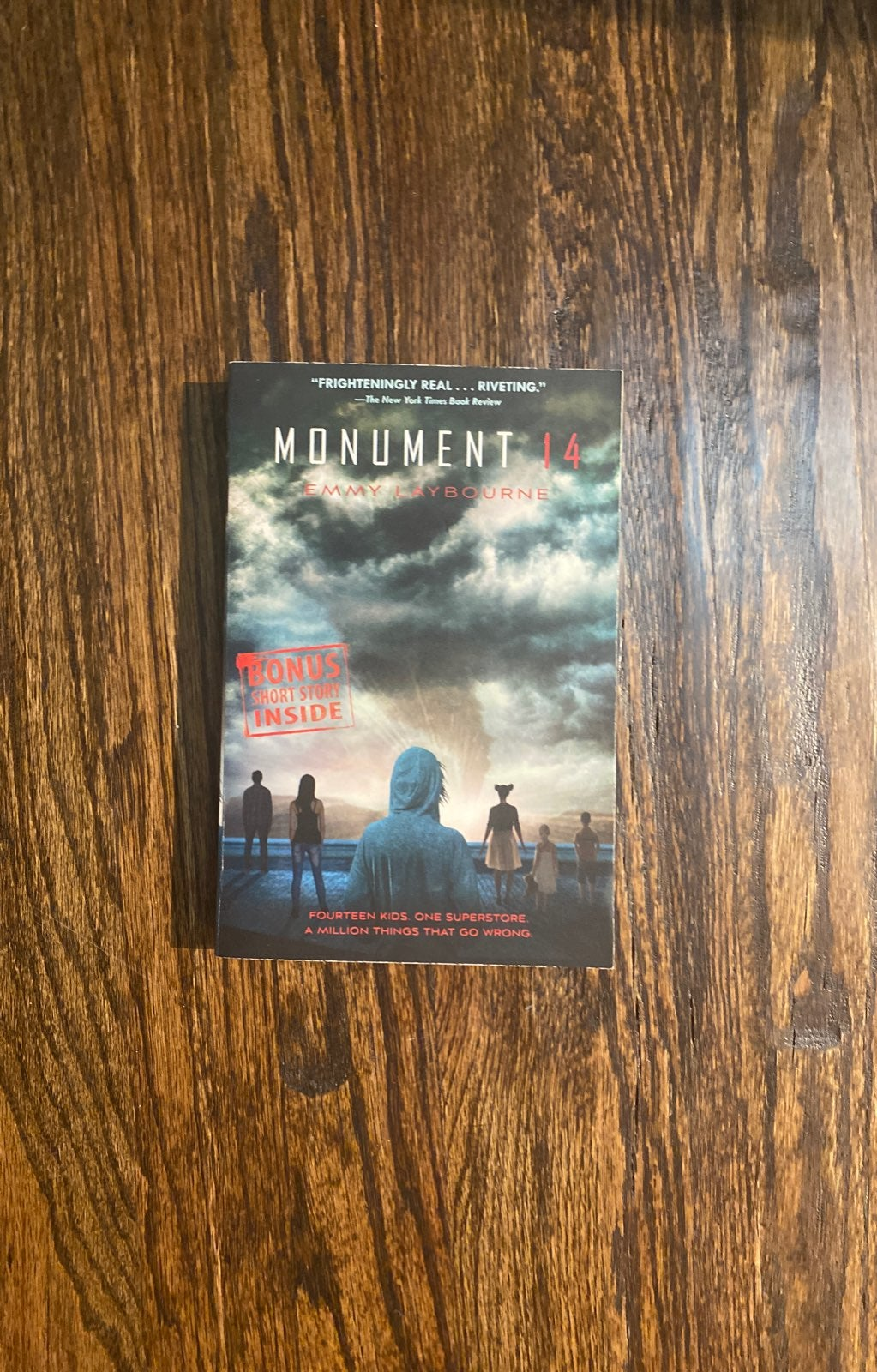 monument 14 paperback