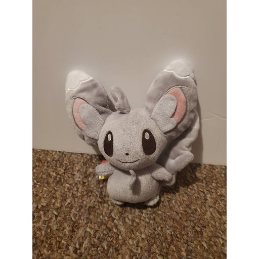 "Minccino Pokemon 2011 Plush 7"""