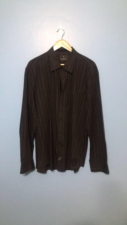 Marc Ecko Button Down Dress Shirt, XL