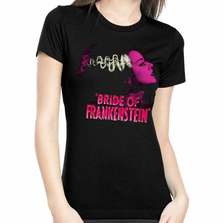 Bride Frankenstein Women's T-Shirt M