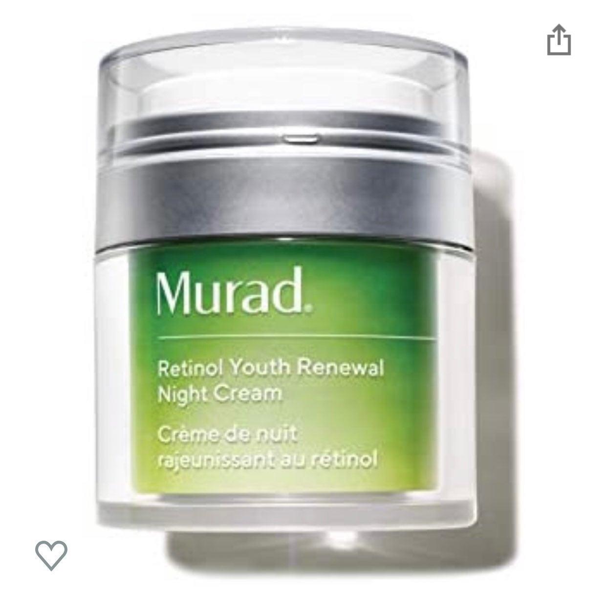 Murad Resurgence Retinol Cream NIB